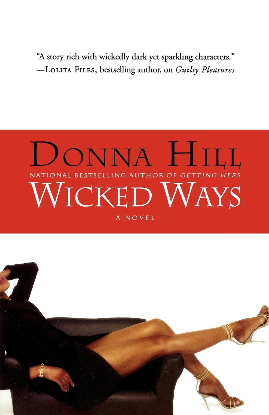 Donna Hill Wicked Ways все цены