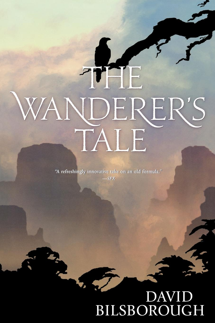 David Bilsborough The Wanderer's Tale