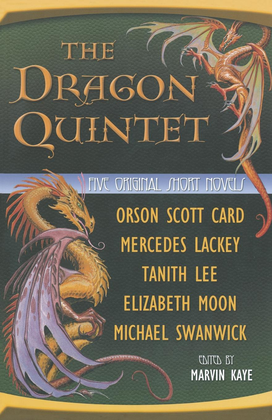 Фото - Orson Scott Card, Elizabeth Moon, Michael Swanwick The Dragon Quintet michael scott mindwalks
