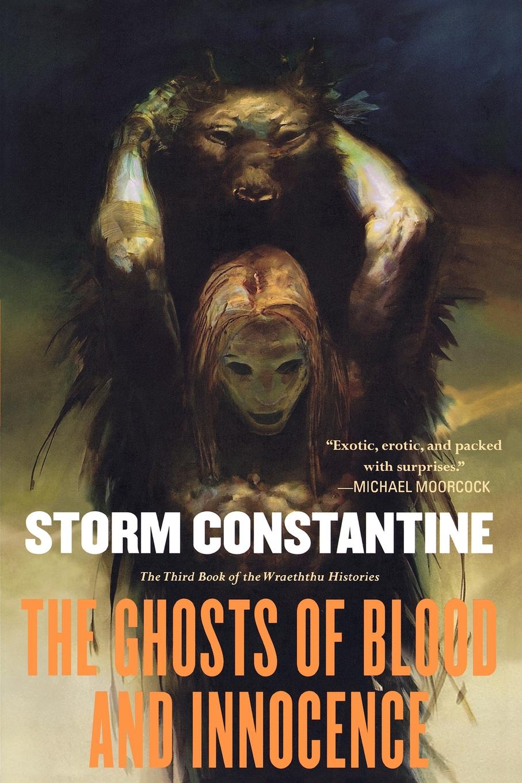 Storm Constantine The Ghosts of Blood and Innocence недорго, оригинальная цена