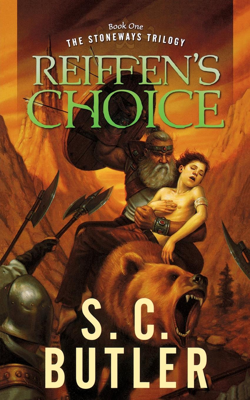 S. C. Butler Reiffen's Choice. Book One of the Stoneways Trilogy abby green the sultan s choice