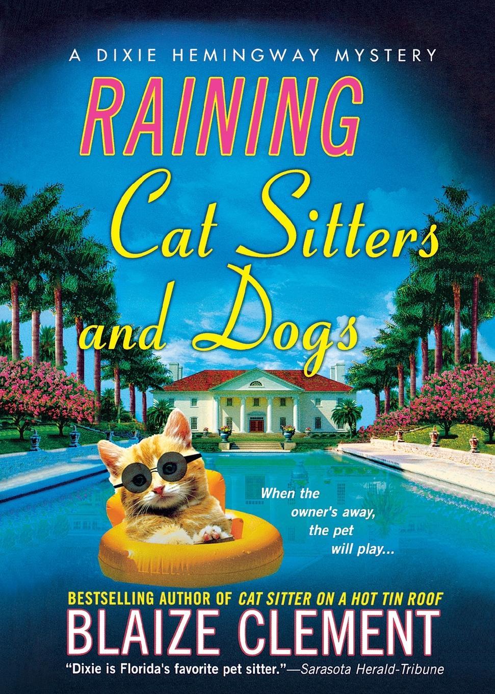 Blaize Clement Raining Cat Sitters and Dogs sadiqullah khan orchard of raining petals
