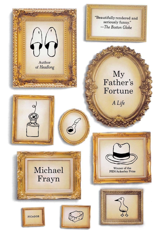 цена на Michael Frayn My Father's Fortune
