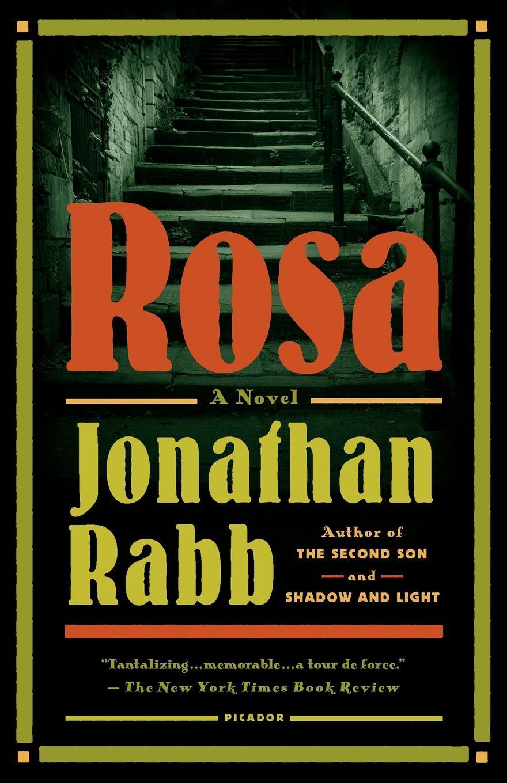Jonathan Rabb Rosa