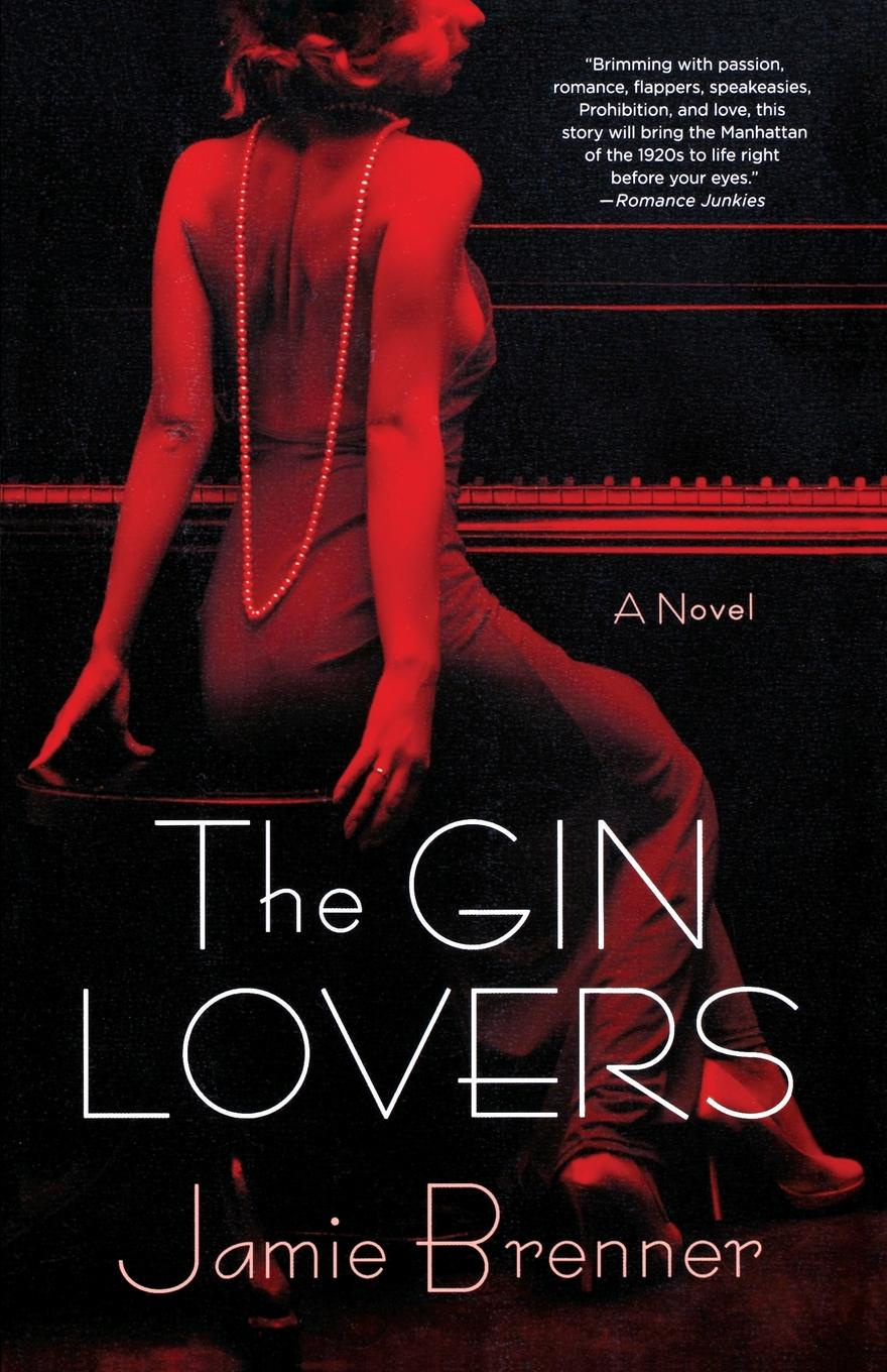 Jamie Brenner The Gin Lovers цена