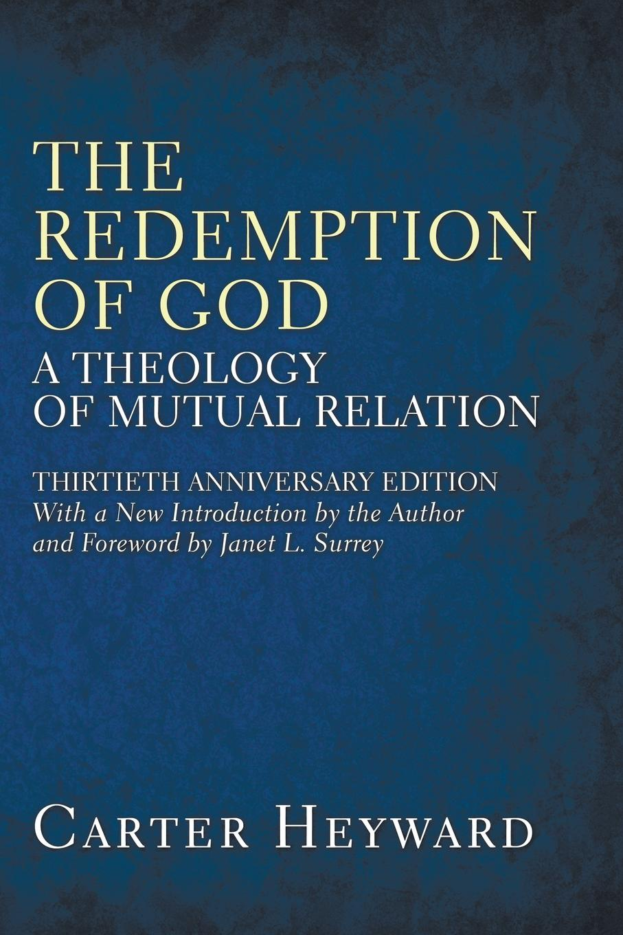 Carter Heyward The Redemption of God pamela tracy the price of redemption