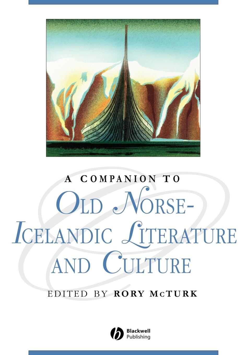 MCTURK COMP TO OLD NORSE LIT