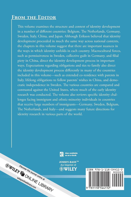 лучшая цена CAD, Harvey Ed. Schwartz, Harvey Ed Schwartz Identity Around the World. New Directions for Child and Adolescent Development, Number 138