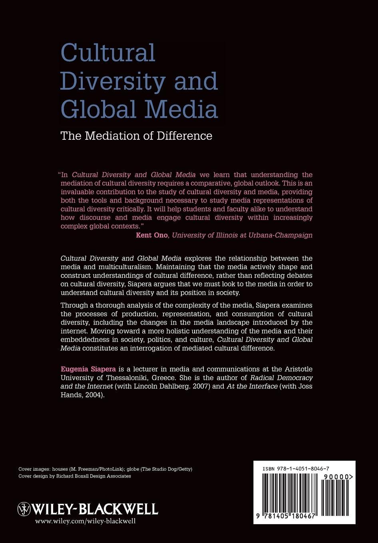 Siapera Cultural Diversity Global Medi algal diversity