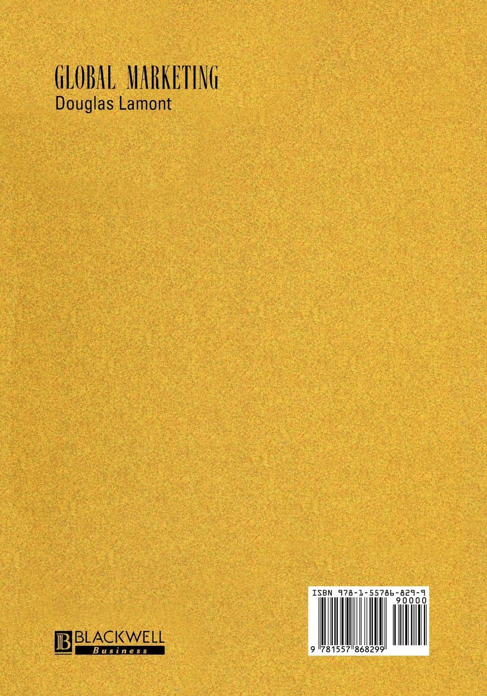 Douglas F. Lamont, Lamont Global Marketing цены
