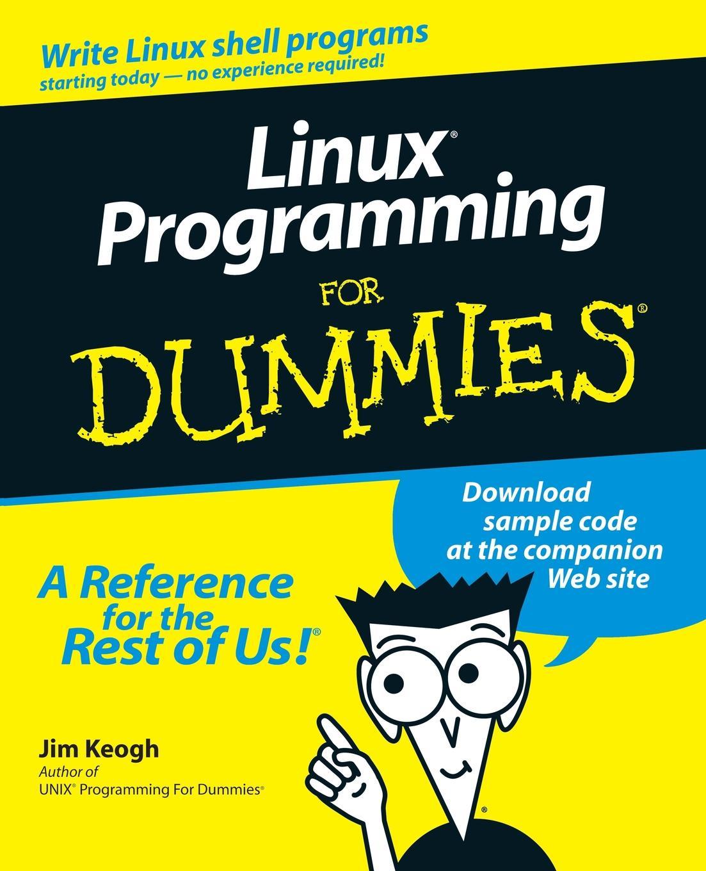 лучшая цена Keogh Linux Programming For Dummies