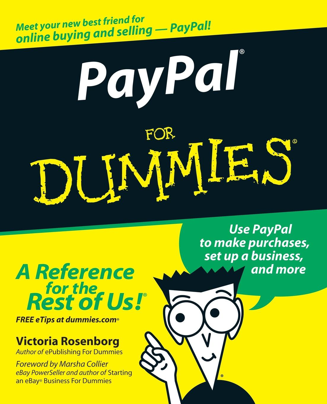 Rosenborg PayPal For Dummies charles hoffman xbrl for dummies