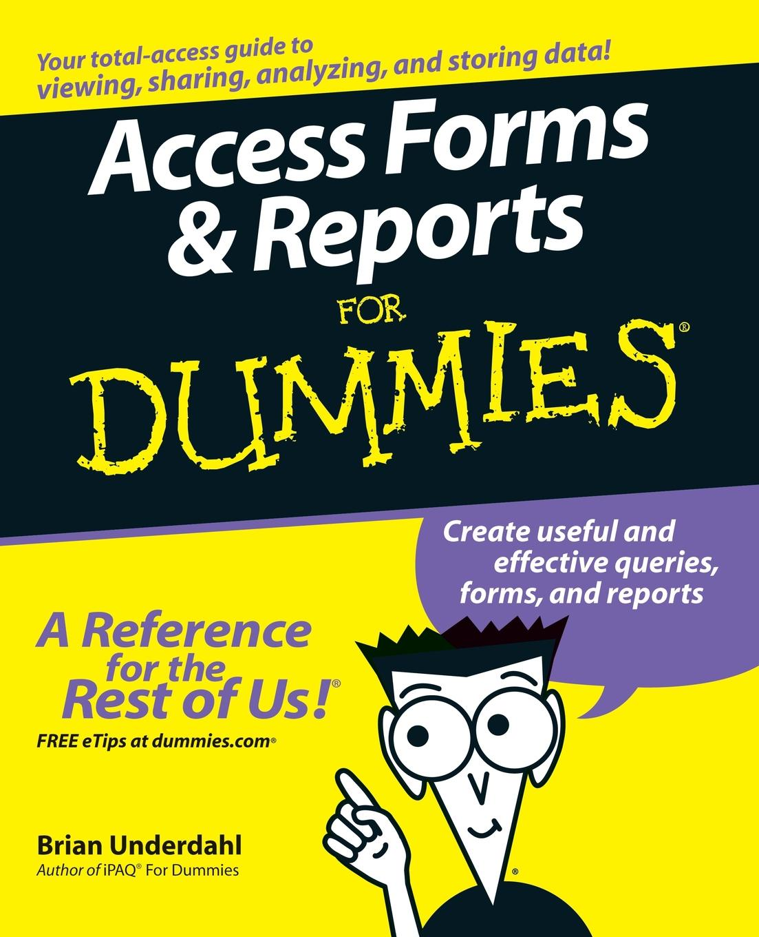 Underdahl Access Forms Reports For Dummies alan simpson access vba programming for dummies