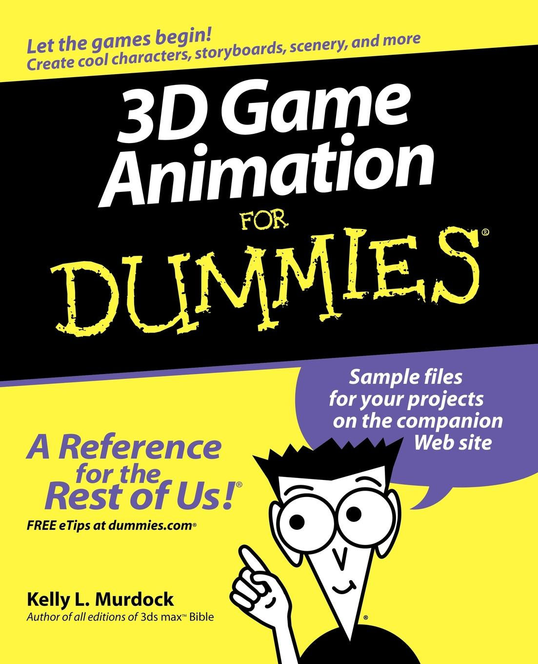 Murdock 3D Game Animation For Dummies w/WS