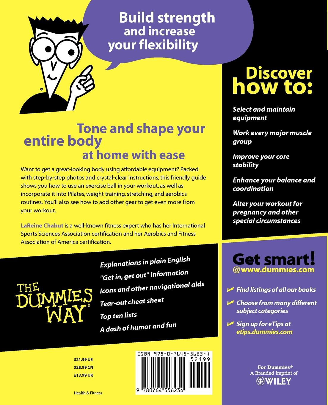 Chabut Exercise Balls For Dummies