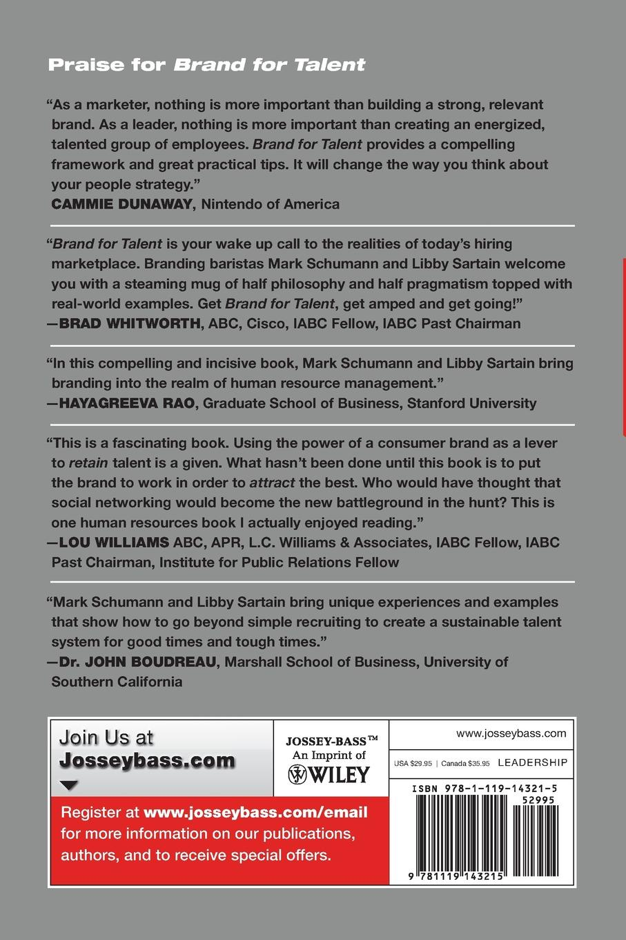 Schumann Brand for Talent PAPER POD mark schumann brand for talent eight essentials to make your talent as famous as your brand