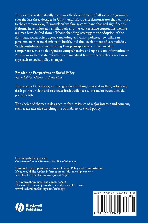 Palier, Martin C Reforming the Bismarckian Welfare System