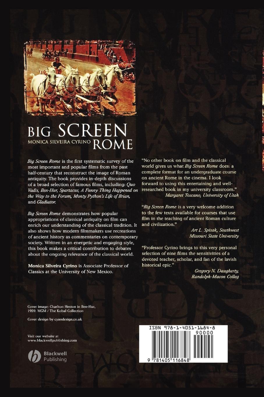 Cyrino Big Screen Rome 3e cyrino rome season one