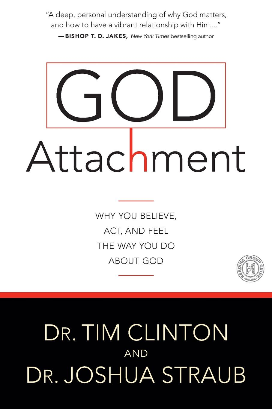купить Tim Clinton, Joshua Straub God Attachment. Why You Believe, ACT, and Feel the Way You Do about God по цене 1414 рублей