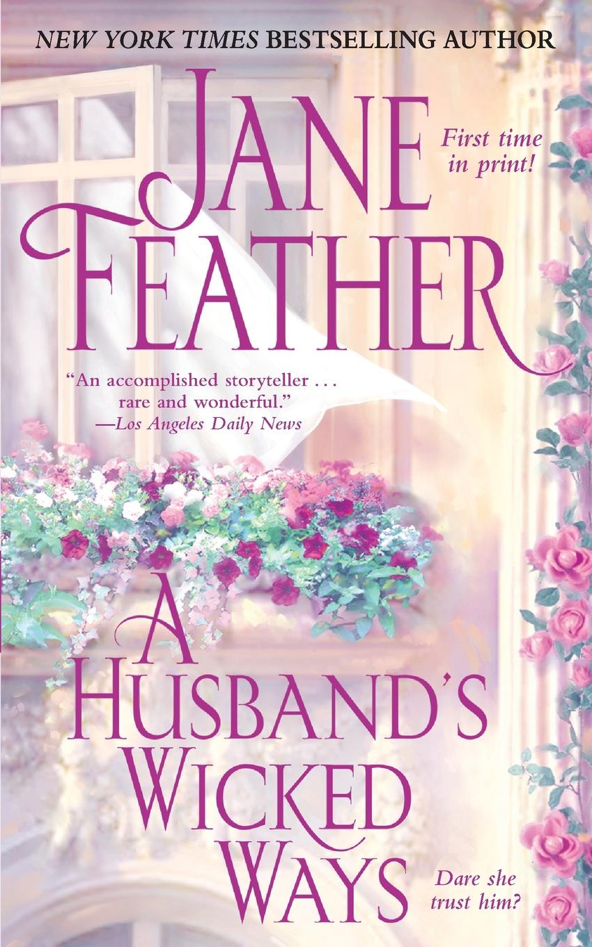 Jane Feather Husband's Wicked Ways все цены