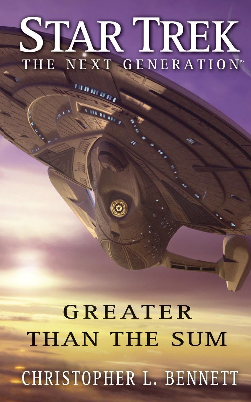 BENNETT STAR TREK. THE NEXT GENERATION: GRE