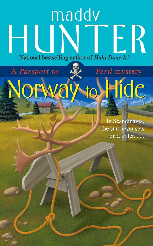 MADDY HUNTER NORWAY TO HIDE шорты hide