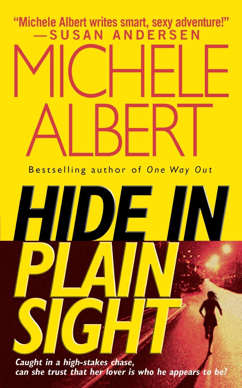 Michele Albert Hide in Plain Sight шорты hide