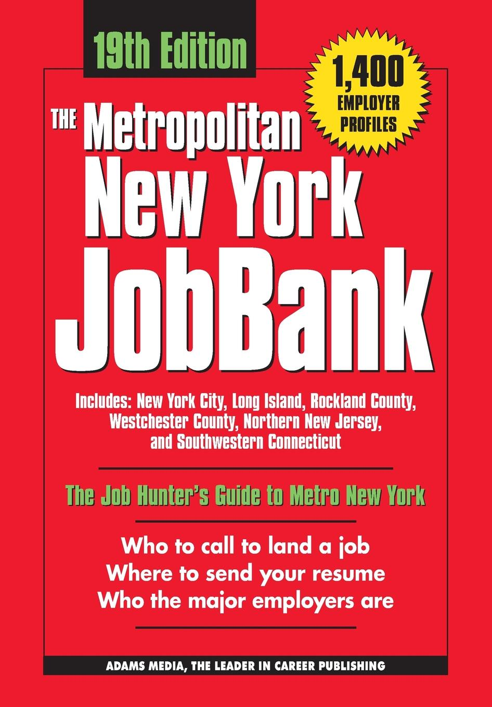 The Metropolitan New York Jobbank origin metropolitan 345710