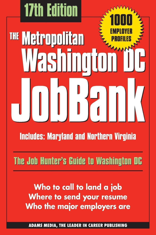 The Metropolitan Washington DC Jobbank washington dc top 10