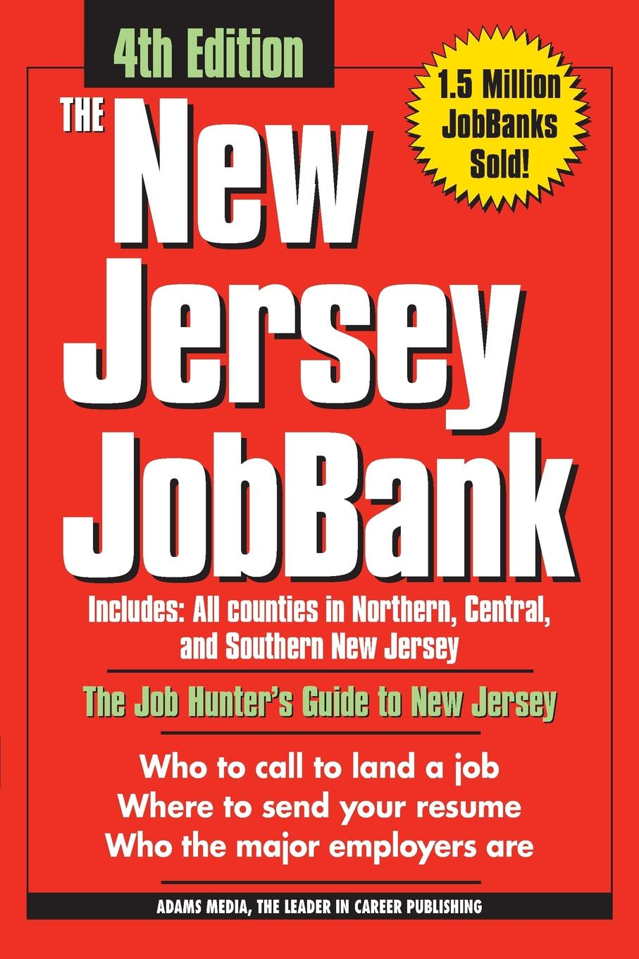 The New Jersey Jobbank the new jersey we love