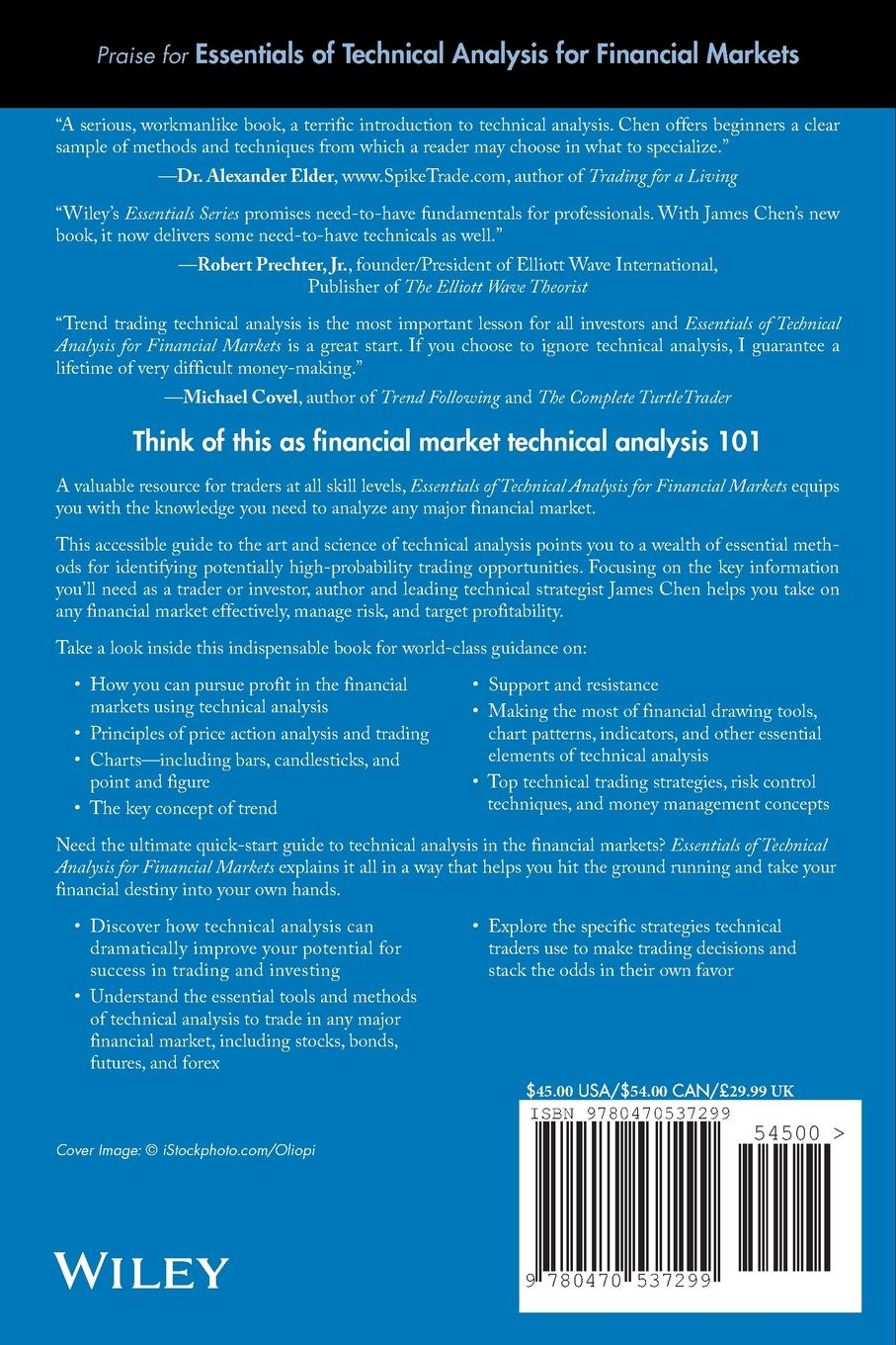 Chen Technical Analysis michael archer d the forex chartist companion a visual approach to technical analysis
