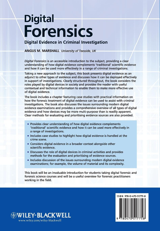 Marshall Digital Forensics