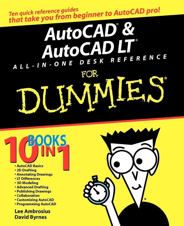 Byrnes, Ambrosius L AutoCAD AutoCAD LT AIO FD autocad