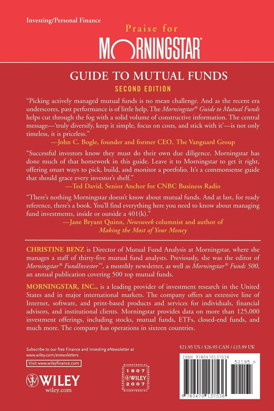 Christine Benz Morningstar Guide to Mutual Funds. Five-Star Strategies for Success casual five pointed star pattern tassel edge shawl pashmina