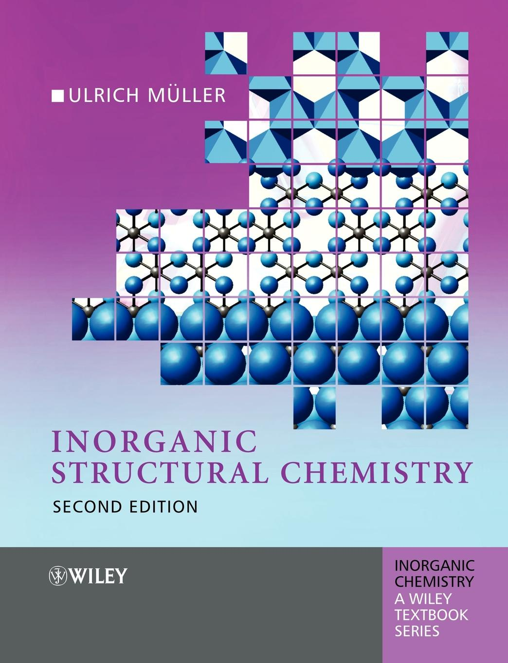 Muller Inorganic Structural Chemistry 2e dermot o hare local structural characterisation inorganic materials series
