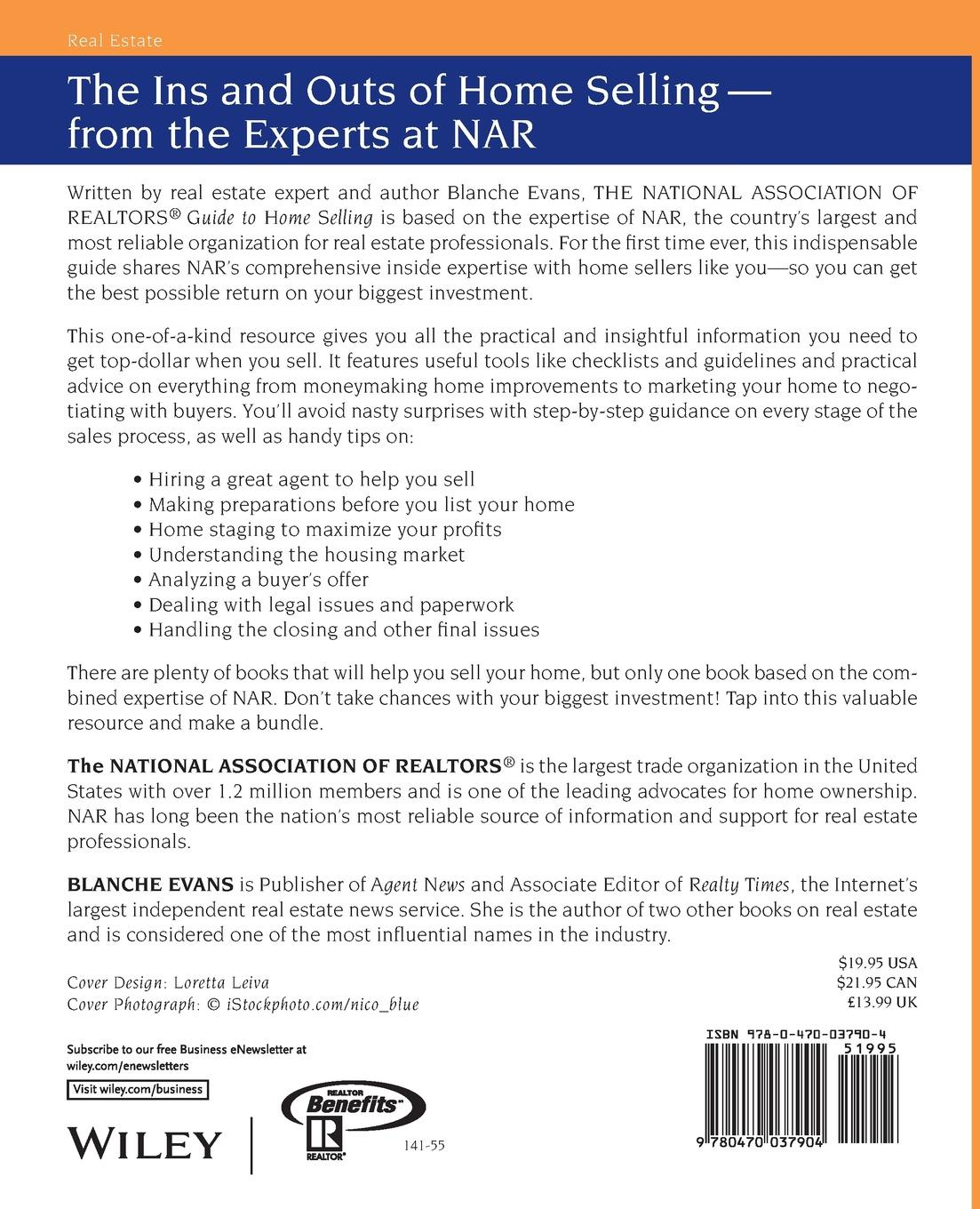 NAR Guide to Home Selling