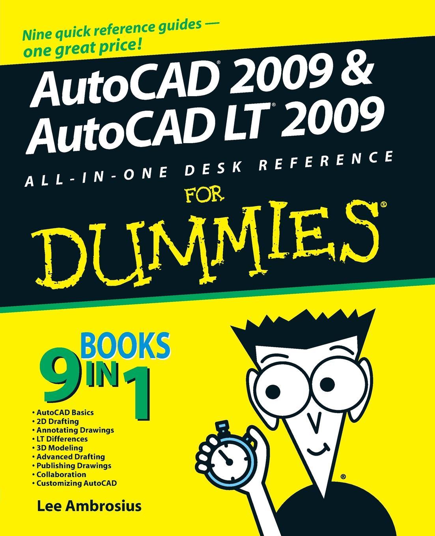 Ambrosius AutoCAD 2009 LT AIO DR FD autocad