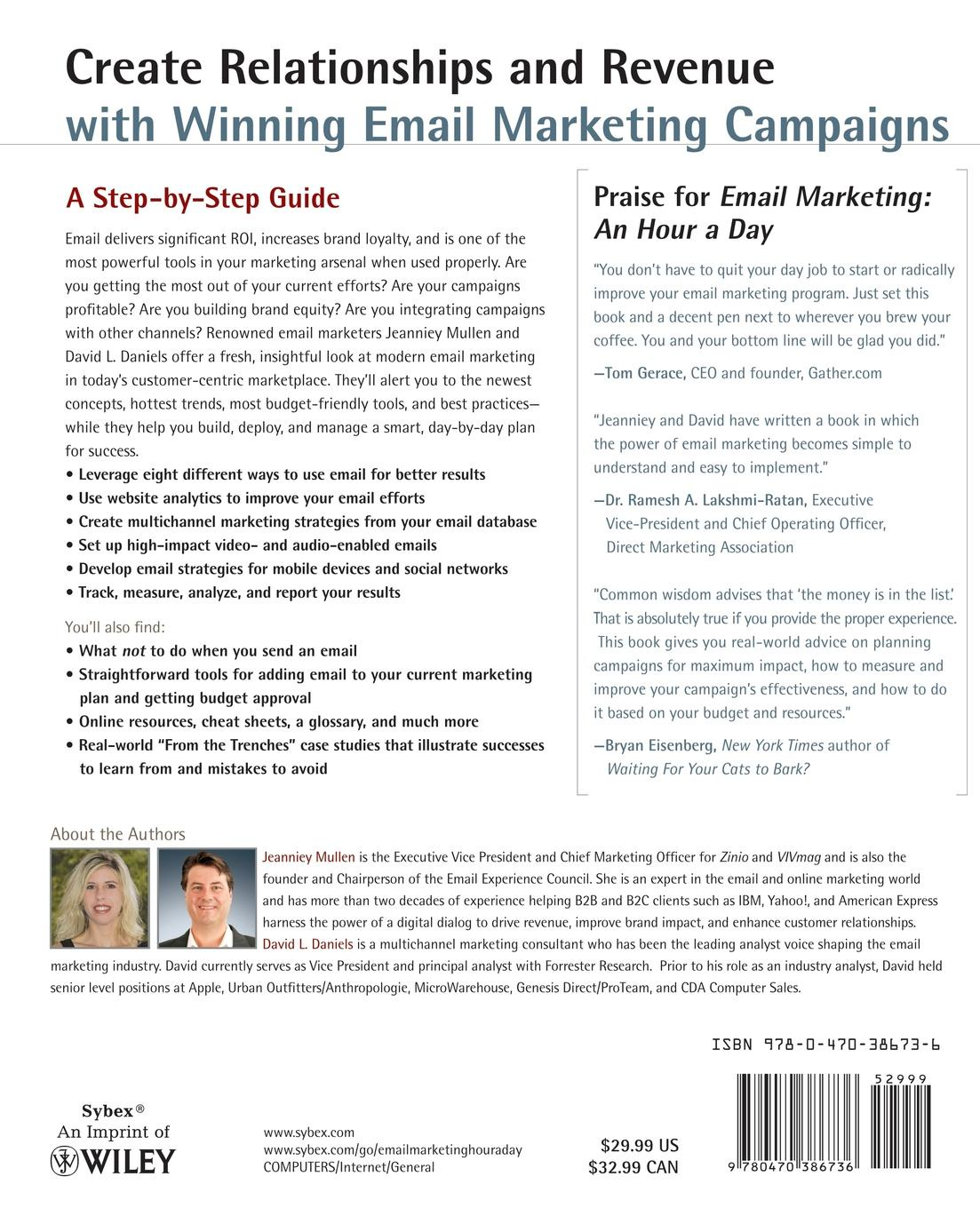 Jeanniey Mullen, David Daniels Email Marketing. An Hour a Day usb rechargeable bluetooth stereo handsfree headset 6 hour talk 90 hour standby