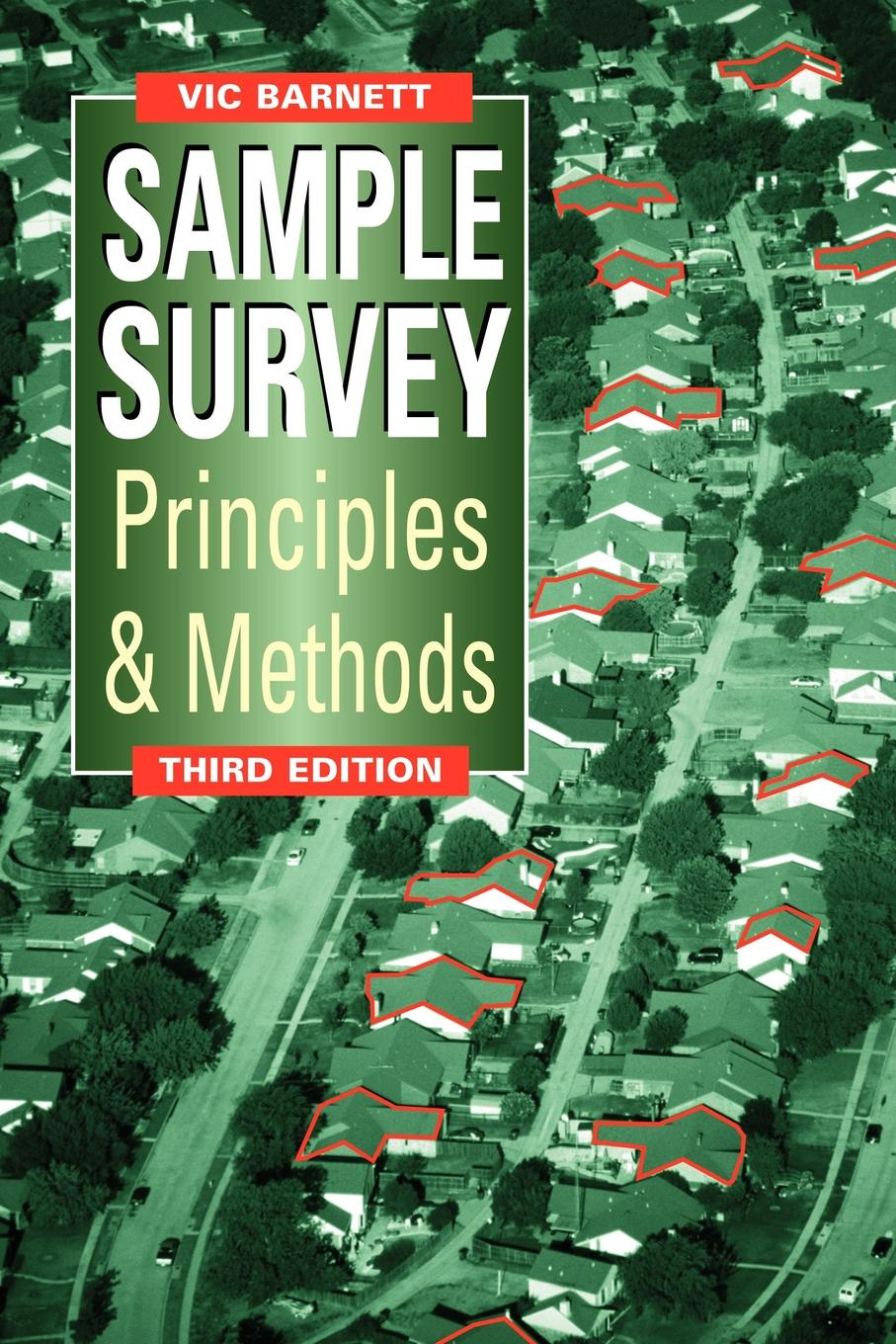 Barnett Sample Survey Principles and Methods 3e sample图4265436