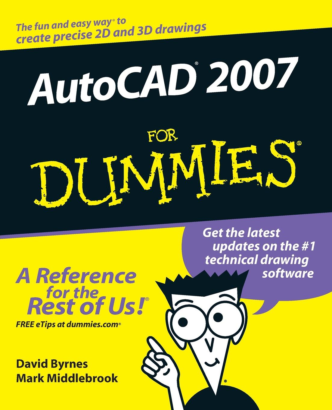 Фото - Byrnes, Middlebrook AutoCAD 2007 For Dummies dan gookin word 2007 for dummies