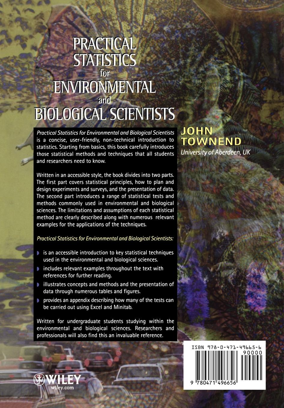 Townend Practical Statistics for Environmental schuenemeyer john statistics for earth and environmental scientists