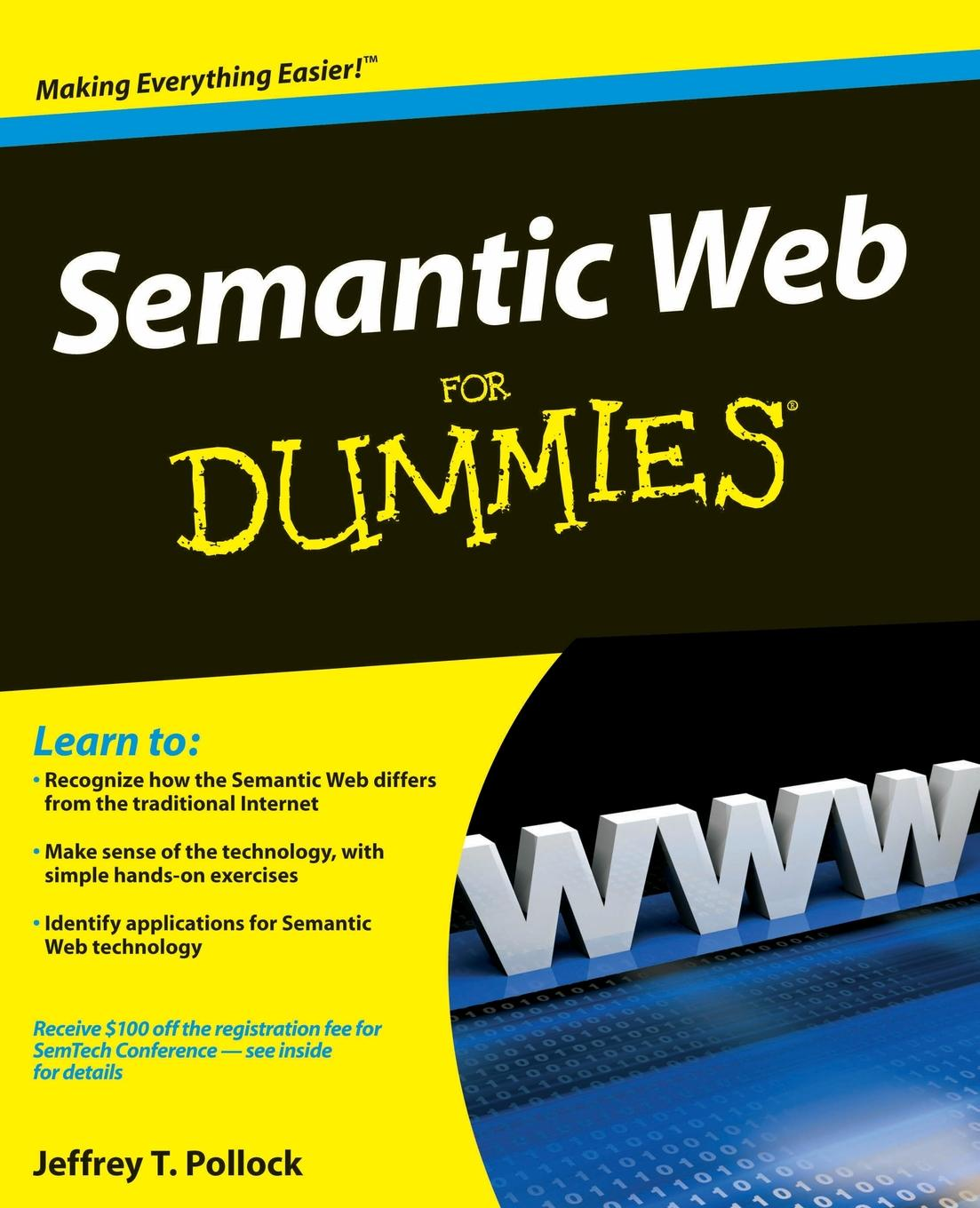 Pollock Semantic Web For Dummies vander veer creating web pages for dummies 3rd edition