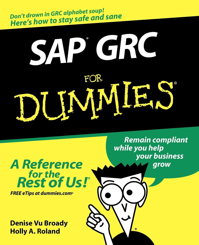 Broady, Roland SAP GRC For Dummies колыбель качалка beeangel зелёная клетка ys502 grc
