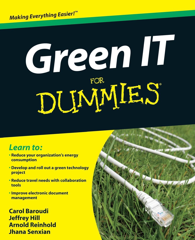 Baroudi, Hill, Reinhold Green IT For Dummies