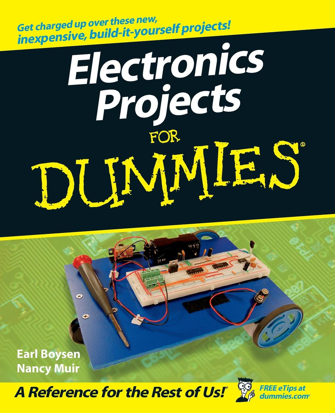 Boysen, Muir N Electronics Projects For Dummies michael demers n gis for dummies