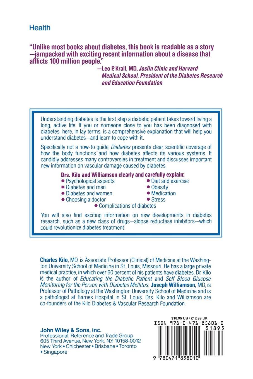 Kilo, Richmond, Williamson Diabetes Facts