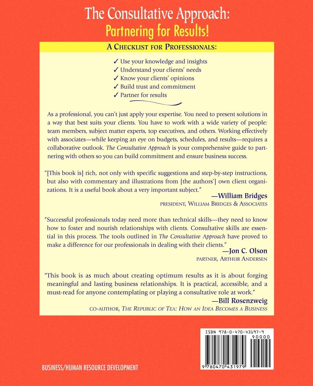 "Consultative Approach Книга""Consultative Approach""...."