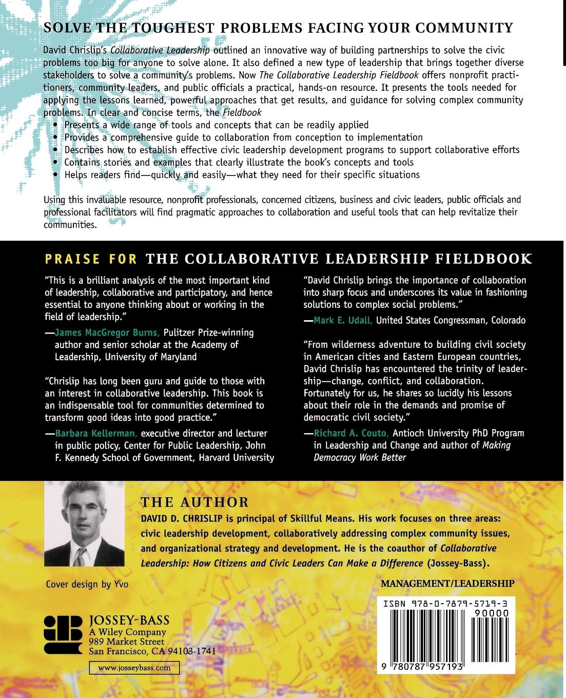 "Collaborative Leadership Field Книга""Collaborative Leadership Field""...."