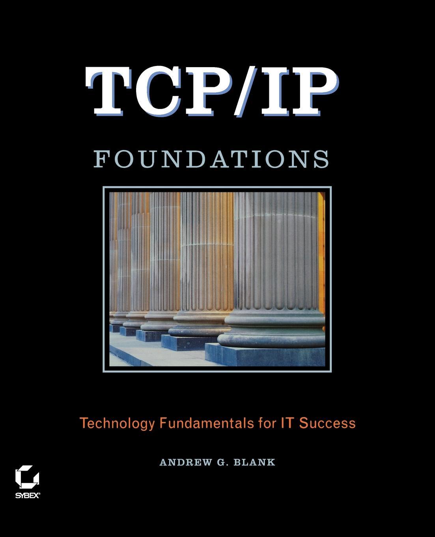 Andrew G. Blank, Blank TCP/IP Foundations blank sunglasses купить в москве