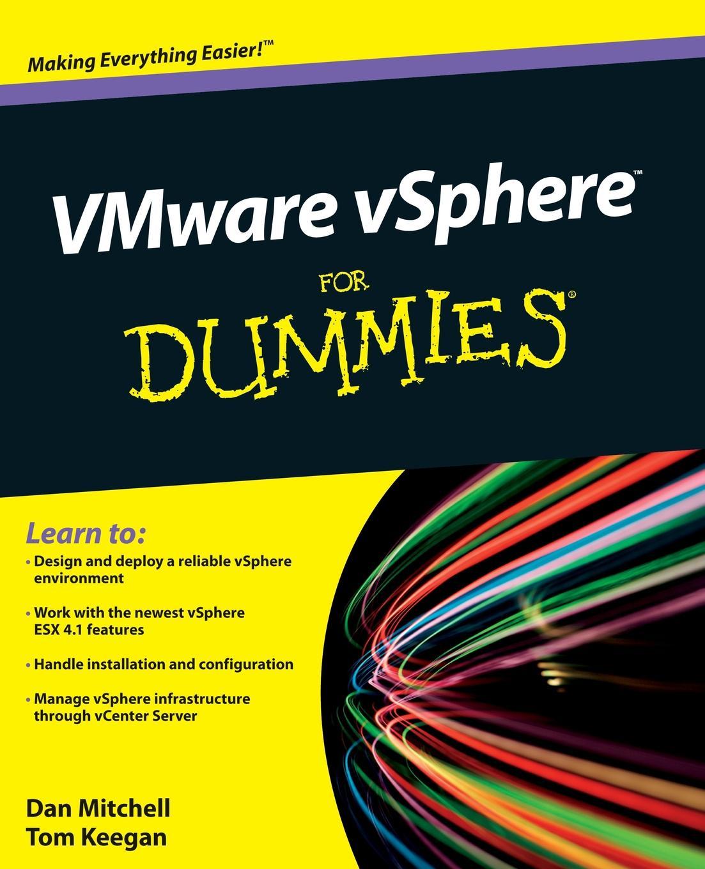 Mitchell VMware vSPhere For Dummies elizabeth clark flirting for dummies